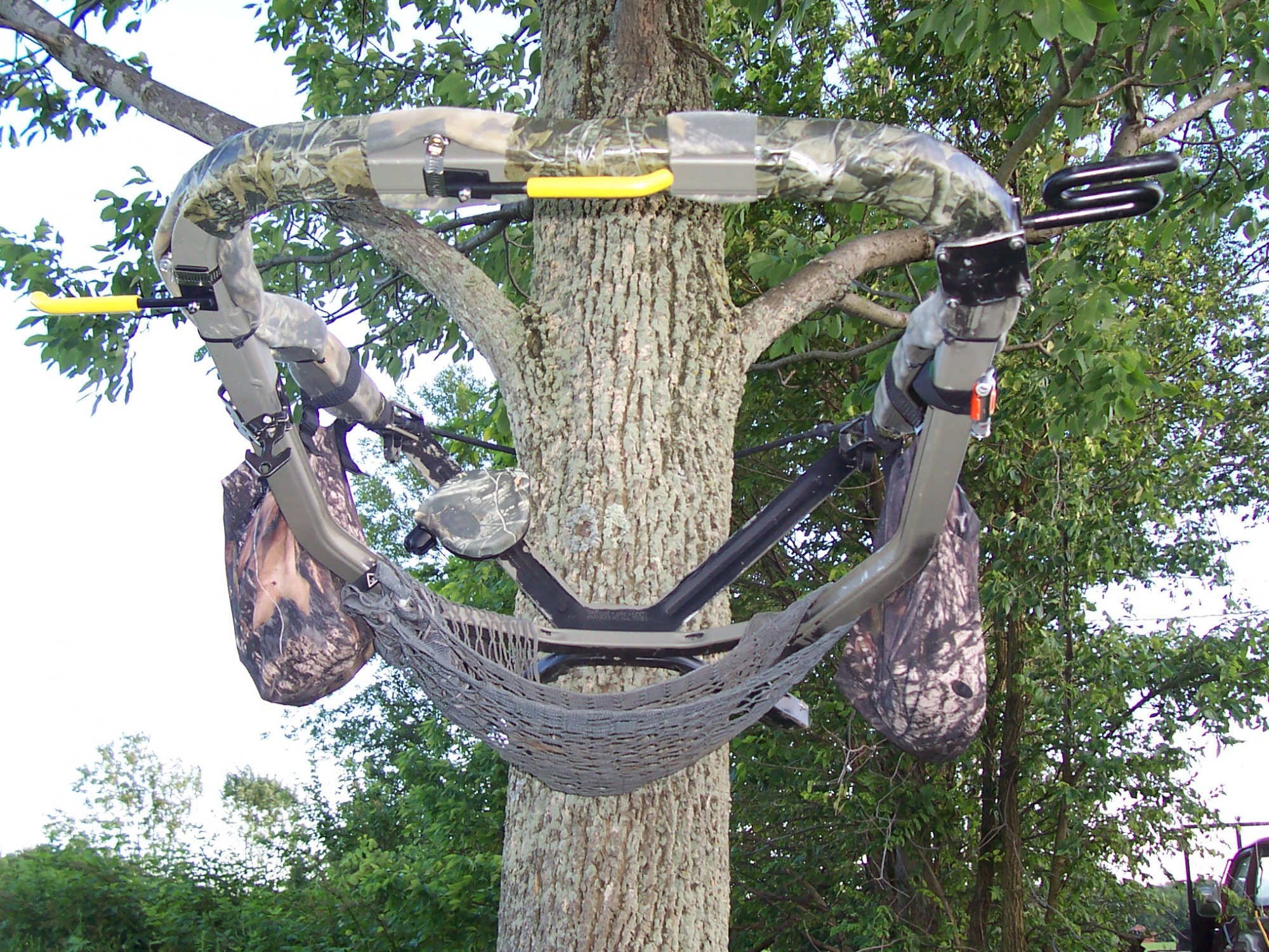 tree stand kit, tree stand, walnut grove hunting products, sullivan, ohio